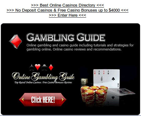 Gambling the online gambling directory and casino guide hoyle casino games for